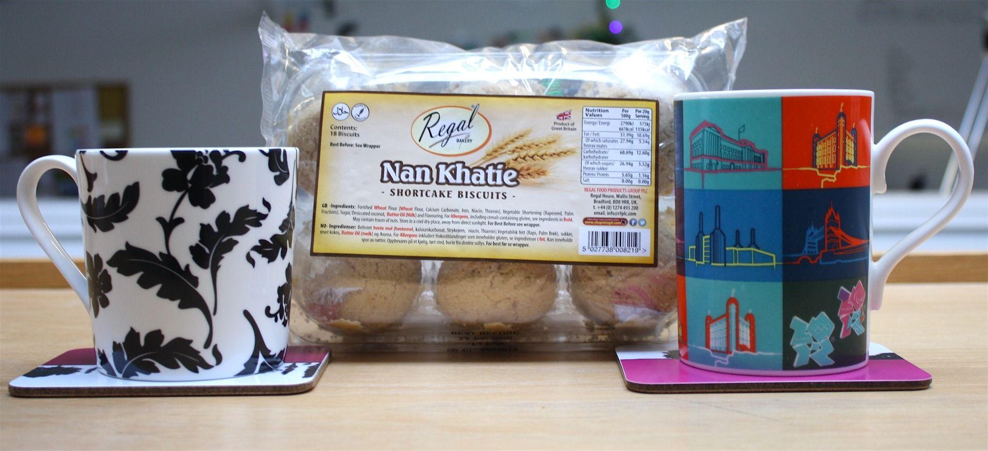 Regal Nan Khatie Cookies Dunking Challenge