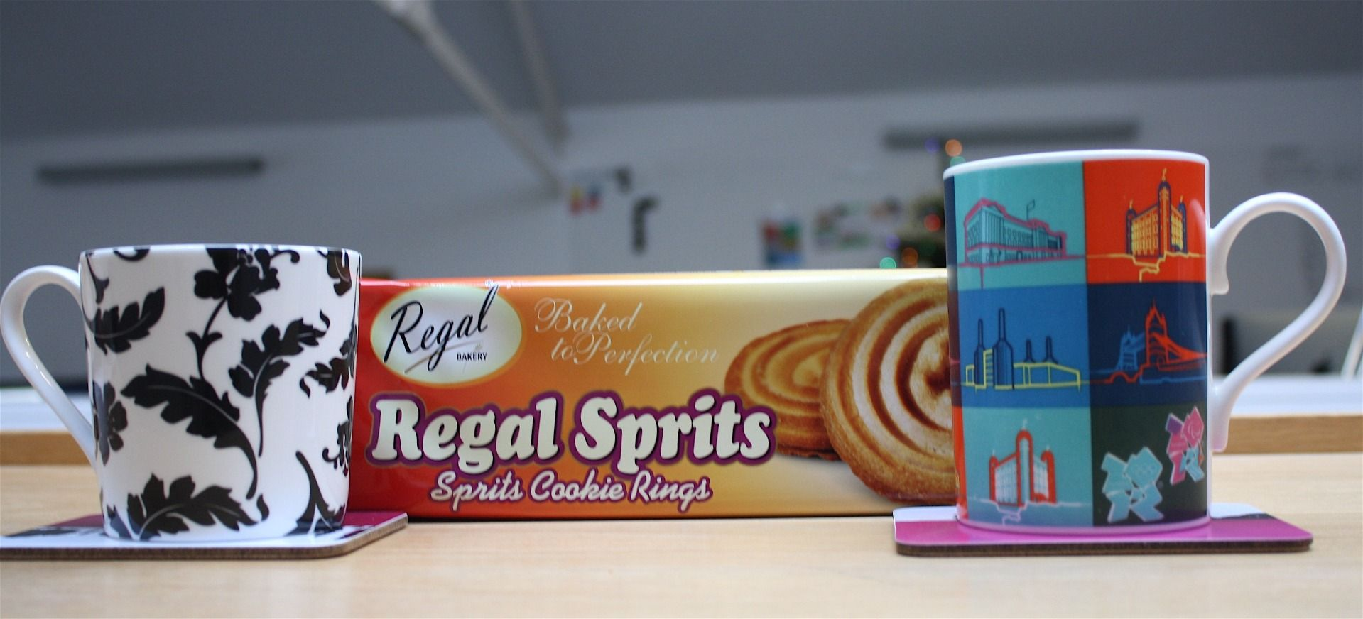 Regal Sprits Dunking Challenge