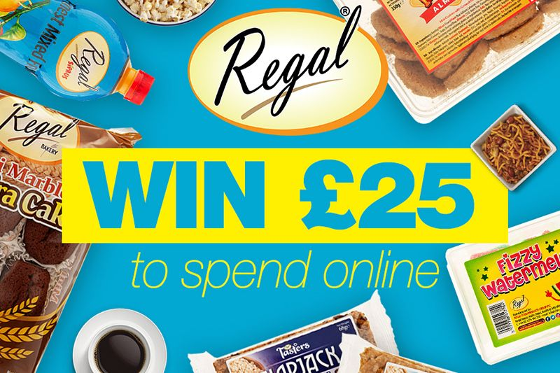 Win £25 To Spend Online