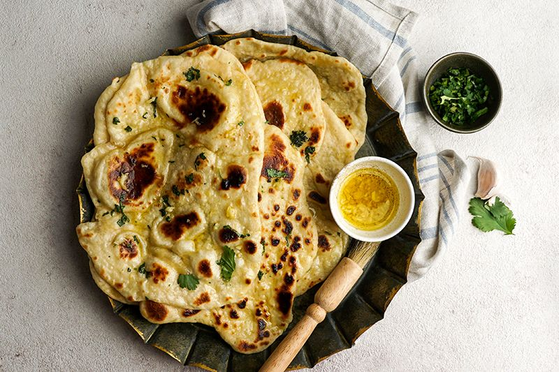 3 Different Types Of Naan Bread And Their History