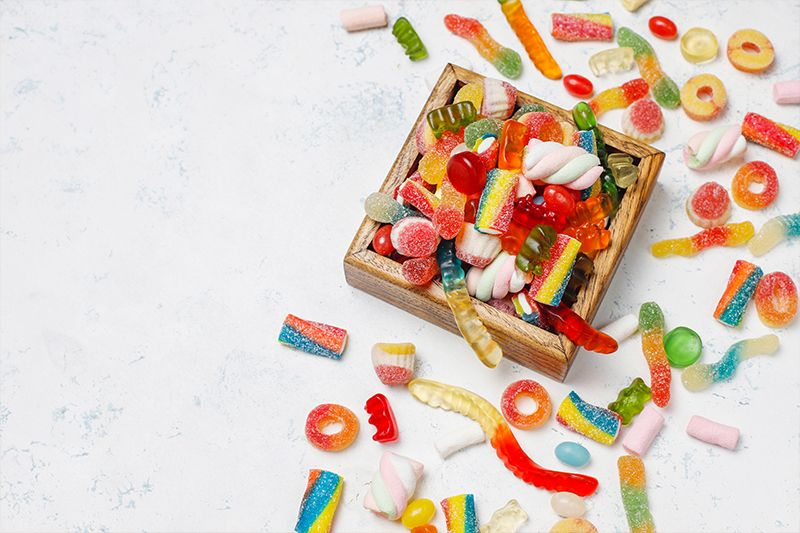 A Look Back At The Best Childhood Sweets
