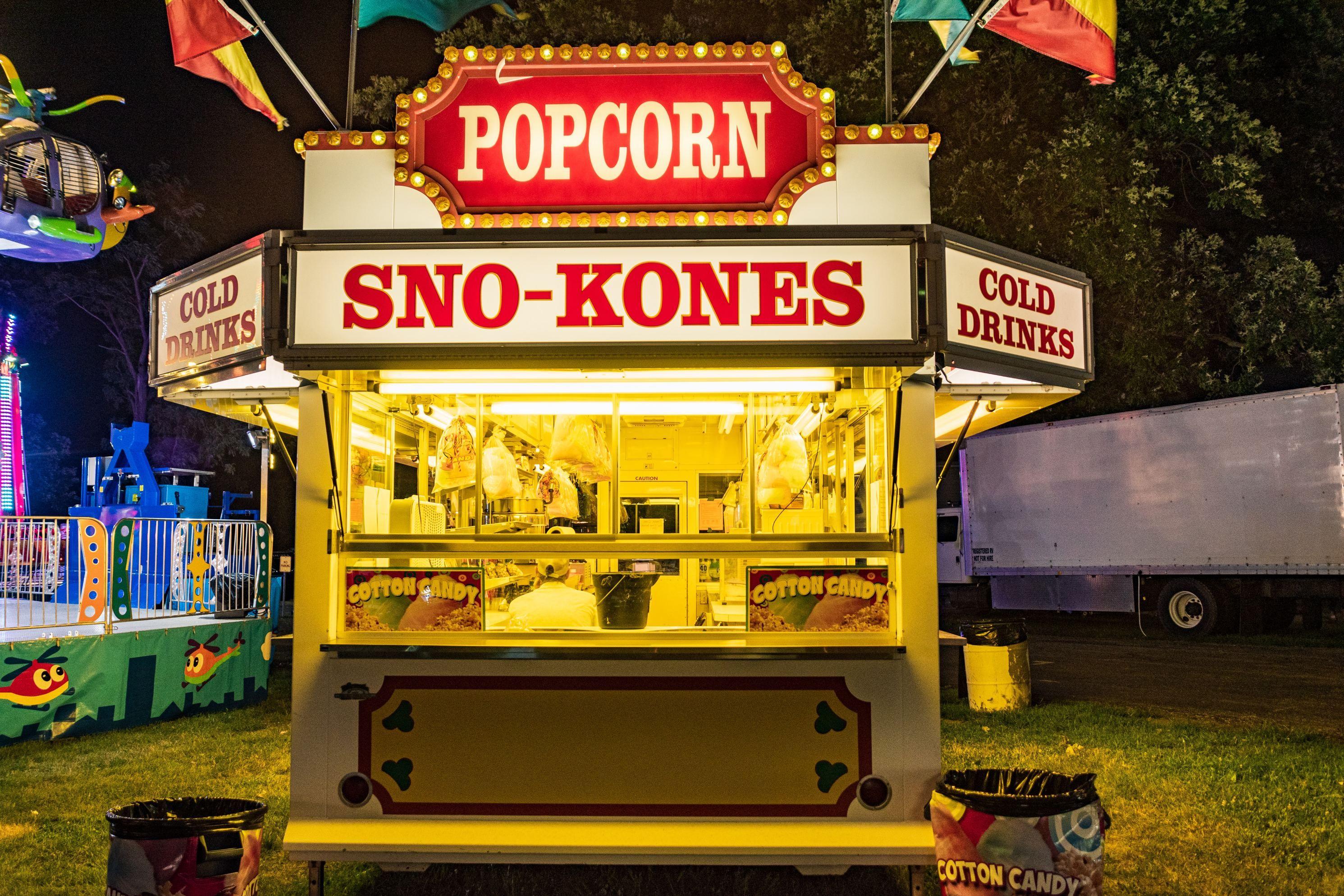 Get set for Popcorn Day!