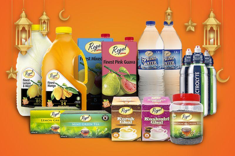 Ramadan Refreshing Treat Giveaway 2021