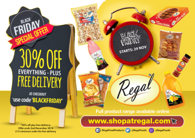 Proudly introducing our Black Friday deal