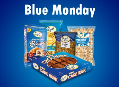 Blue Monday - Don't Worry, We Have Got Things Covered…