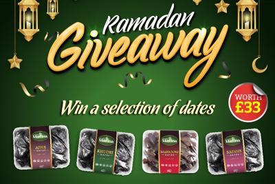 Ramadan Date Bundle Giveaway 2021