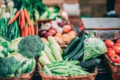 6 vegetarian snacks to kickstart January