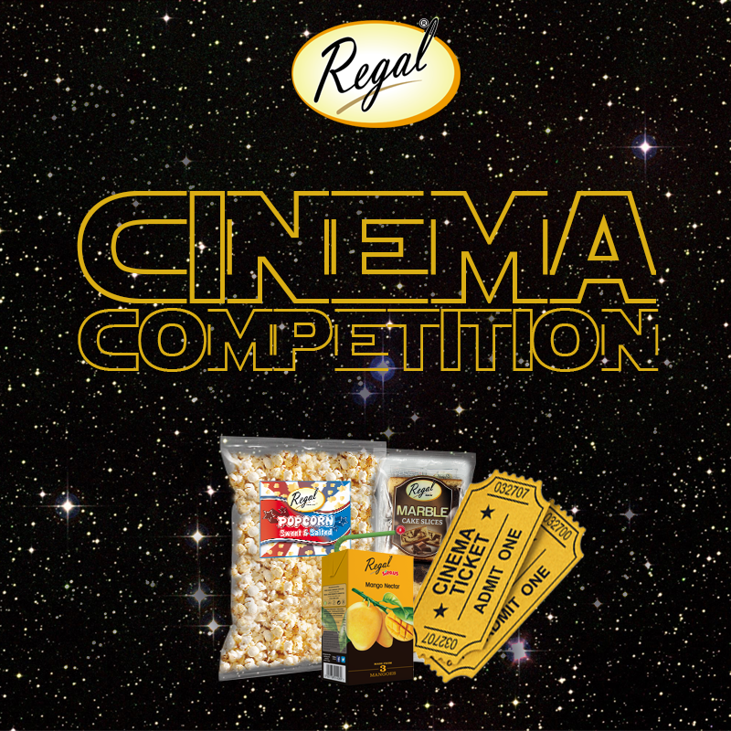 It's time for a BIG cinema competition!