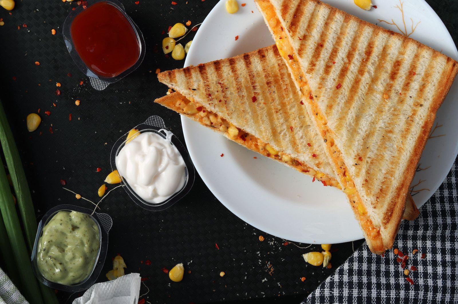 peri peri chicken sandwich
