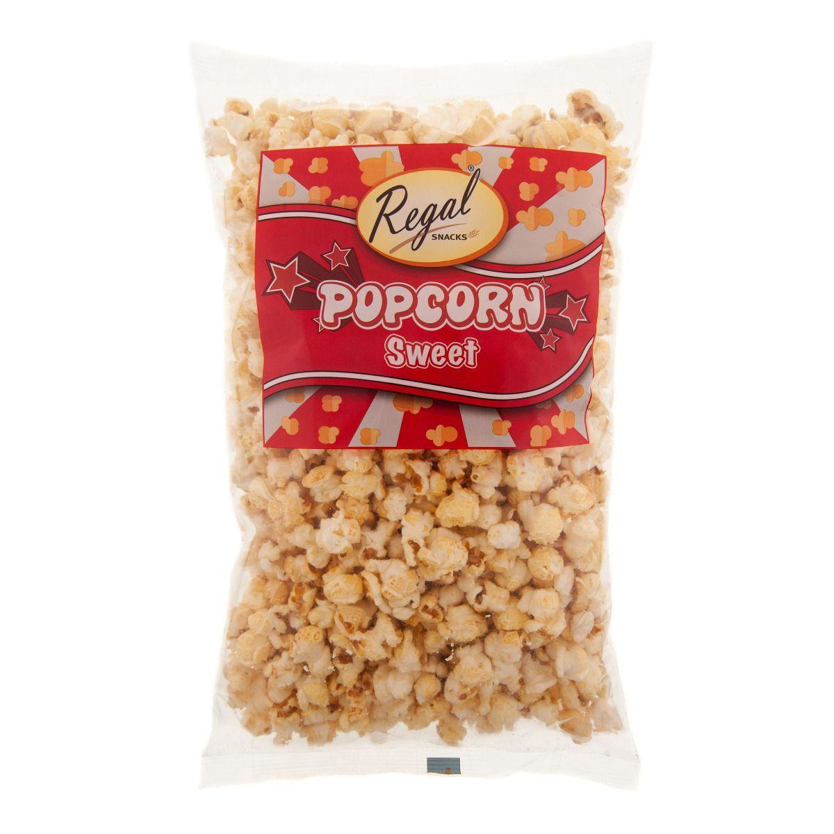 sweet popcorn from Regal