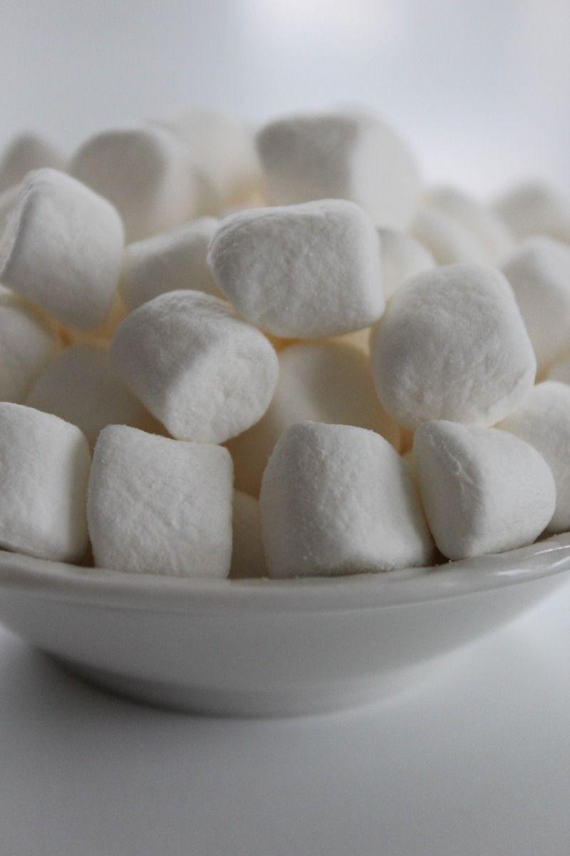 marshmallow bowl